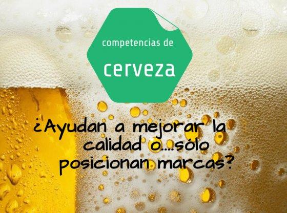 competencias de cerveza