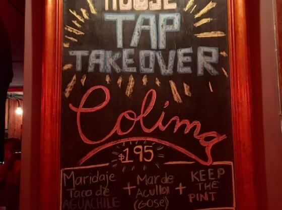 tap takeover Colima