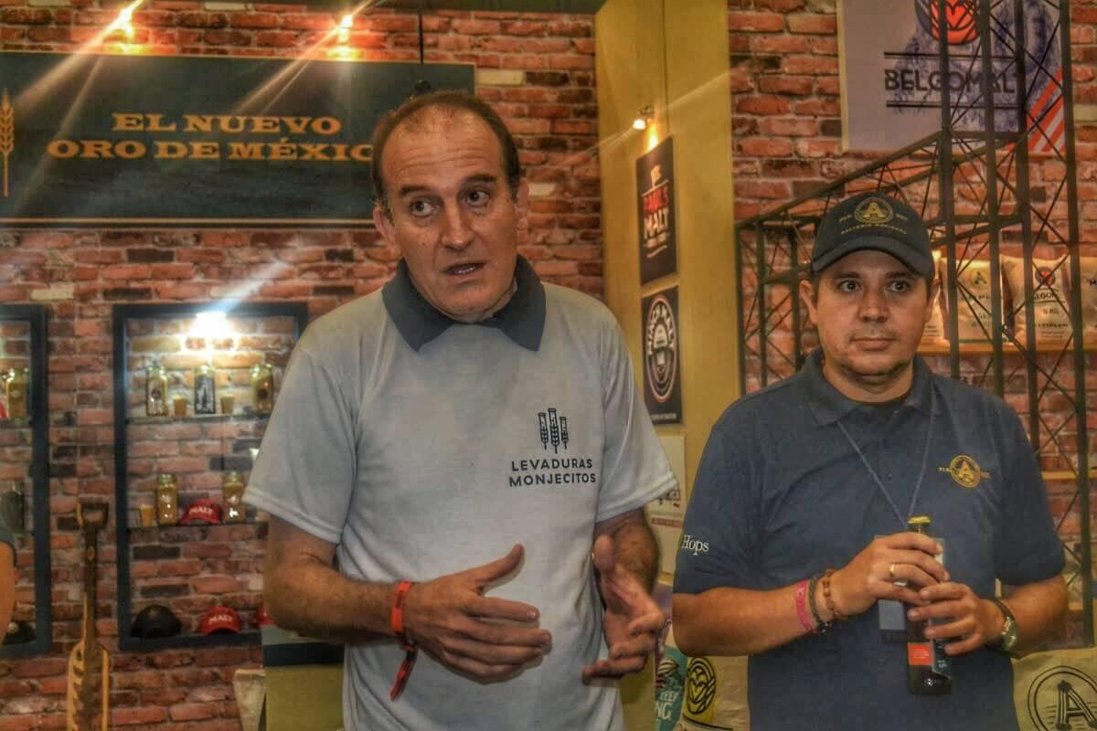 Cerveza 100% mexicana