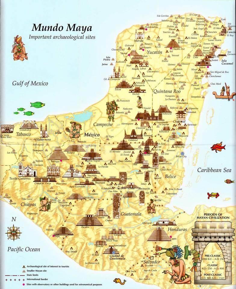Región Maya