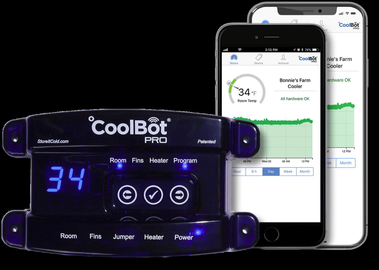 Coolbot: refrigeración profesional