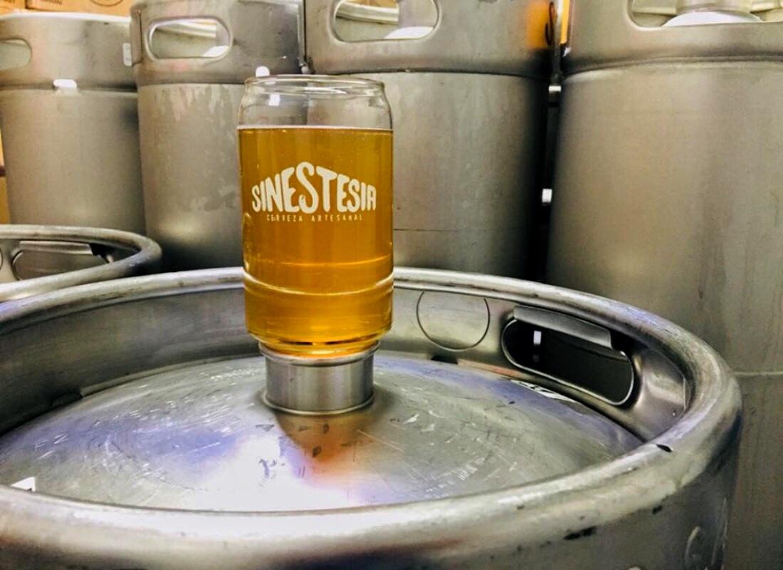 Cerveza en Corto