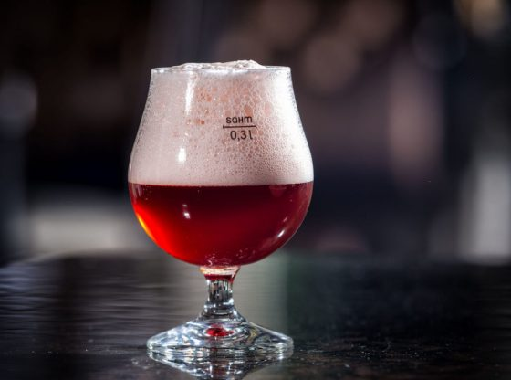 Barrel Aged & Sour Beers
